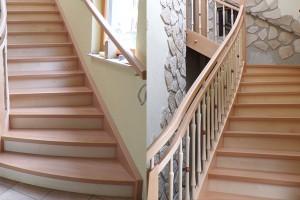 Zweil Ufige Treppe portfolio wohntraum branka