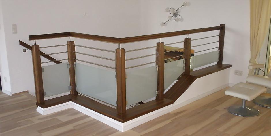Treppe Ohne Geländer geländer und treppen nach maß ohne geht es nicht