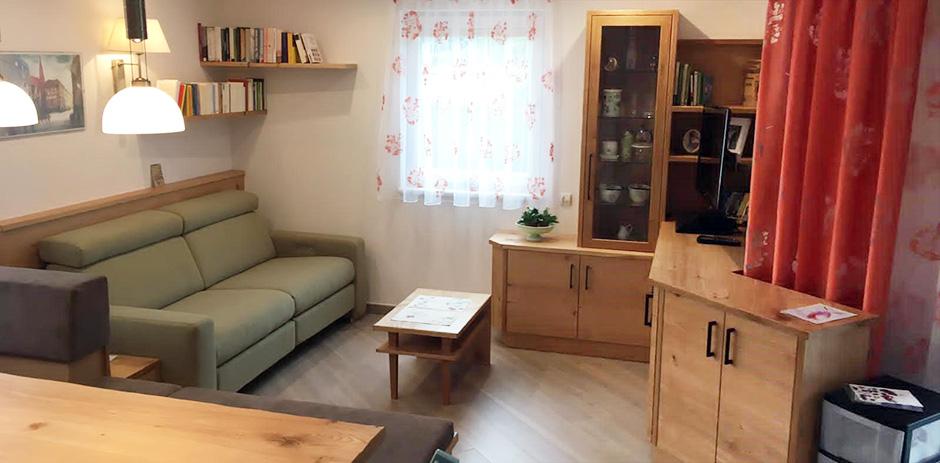 03-Wohnzimmer in Eiche