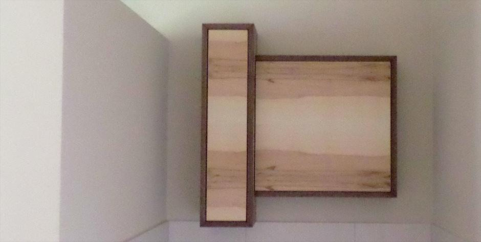 Badezimmer - Hängeschrank