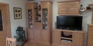 Rusktikales Wohnzimmer nach Maß