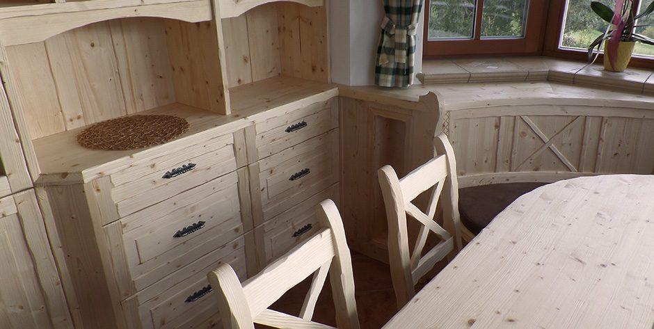 Rustikale Küche - Detail