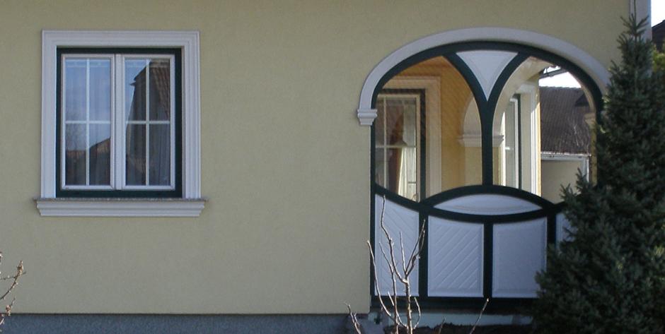 Arkadenfenster - Überblick