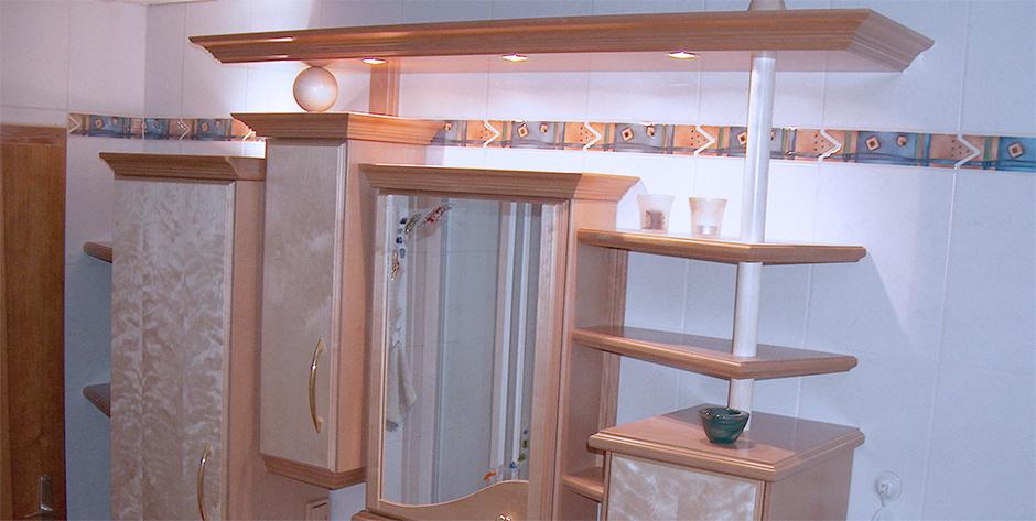Badezimmer Buche - Überblick