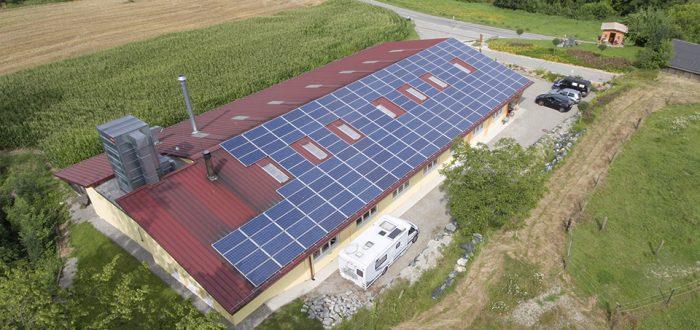 Branka PV-Anlage
