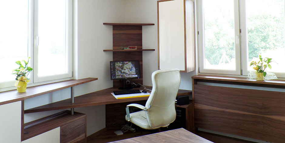 Modernes Büro - Arbeitsplatz