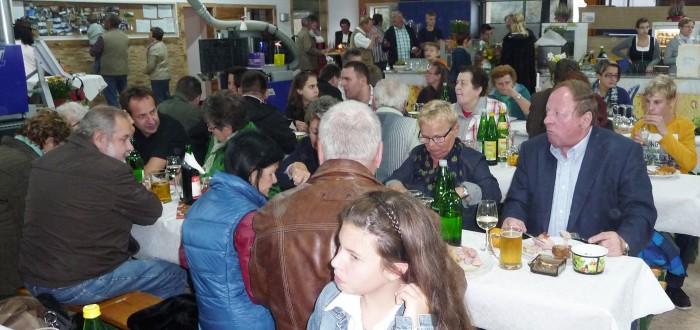 Wohntraum Robert Branka - Einweihungsfest - Unsere Gäste