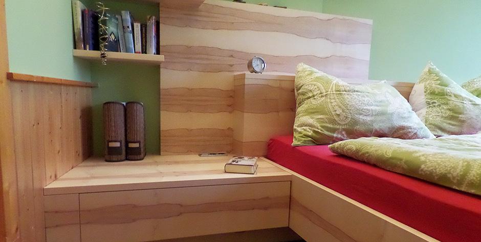 Schlafzimmer-Kernahohn-geölt