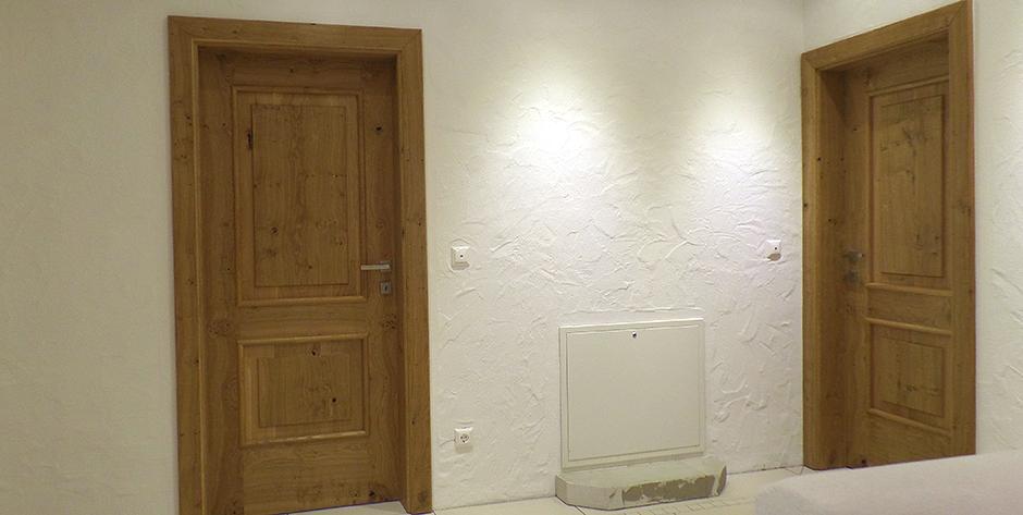 Tür aus Asteiche - Überblick