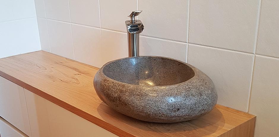 Waschbecken-Schrank