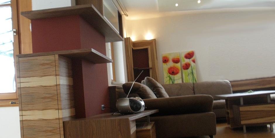 Modernes Wohnzimmer nach Maß